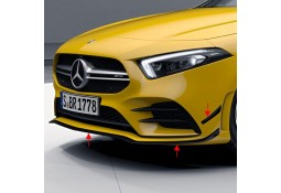 Spoiler avant + flaps A35 AMG Mercedes Classe A (W177/V177) Pack AMG