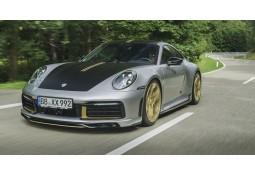 Spoiler Avant TECHART Porsche 992 (2019+)