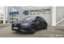 Kit carrosserie Widebody PRIOR DESIGN  Audi Q8 S-Line (4M80) (2018+)