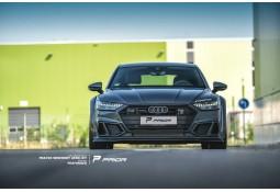 Spoiler avant PRIOR DESIGN Audi A7(C8) S-Line