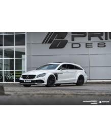 Pare-chocs avant Prior Design PDV4 pour Mercedes CLS (C/X218)(-08/2014)