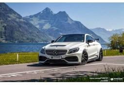 Kit carrosserie Prior Design PD65CC WideBody pour Mercedes Classe C Coupé (C205)