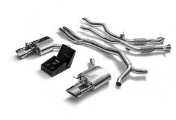 Echappement ARMYTRIX Audi RS5 2,9 V6 (B9) - Ligne Cat-Back à valves (2017-)