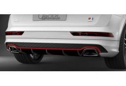 Diffuseur + embouts CARACTERE Audi Q5 S-Line (FY) (2017+)