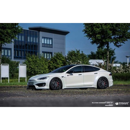 Bas de caisse PRIOR DESIGN Tesla Model S PD-S1000 Widebody (2016+)