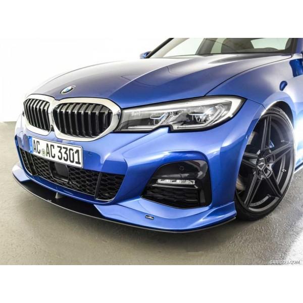Spoiler Avant complet AC SCHNITZER BMW Série 3 Pack M (G20/G21) (2019+)