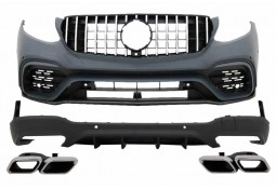 Kit carrosserie GLC 63 AMG pour Mercedes GLC SUV Pack AMG X253 (2015-2018)