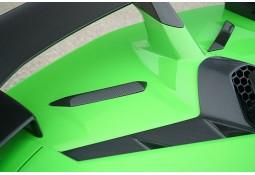 Flaps arrière Carbone NOVITEC Lamborghini Aventador SVJ (+ Roadster SVJ)