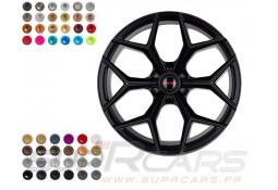"""Pack Jantes NOVITEC NL4 Forged 10.5/12x23"""" Lamborghini Urus"""