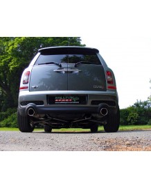 Echappement MILLTEK MINI Cooper S Clubman 1,6i Turbo (R55)(2007+) - Ligne Fap-Back