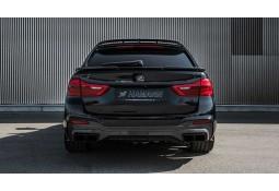 "Diffuseur ""Elegance"" HAMANN BMW Série 5 Pack M (G30/G31) (2018+)"