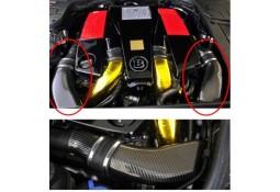 Kit d'admission Carbone BRABUS pour Mercedes Classe S63 AMG (W222)
