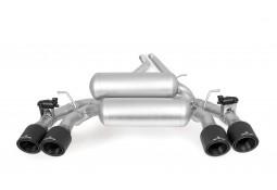 Echappement REMUS BMW M2 Compétition F87N 410ch FAP- Ligne FAP-Back à valves Racing