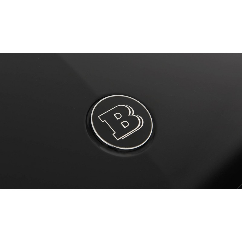 Logo de capot BRABUS pour Mercedes