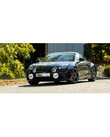 Kit suspension KW V3 Combinés Filetés Alpine A110 (12/2017-)