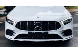 Calandre Panamerica A45S AMG pour Mercedes Classe A W/V177 (2018+)(Black/Chrome)
