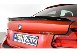 Becquet de coffre Carbone AC SCHNITZER BMW M2 (F87) (2016-)