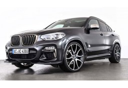 Spoiler avant AC SCHNITZER BMW X4 Pack M (G02) (2018+)