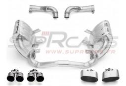 Echappement TUBI STYLE Porsche 997.1 Carrera / S (2004-2008) - Silencieux