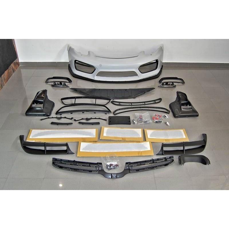 Kit Carrosserie GT4 pour Porsche Cayman / Boxster 981 (2013-2016)