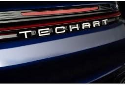 Lettrage arrière 3D TECHART Porsche 992 (2019+)