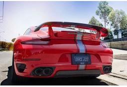 Extension de Diffuseur arrière TECHART pour Porsche 991.1 Turbo (2012-2016)