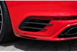 Lamelles latérales arrières Carbone TECHART pour Porsche 991.2 Turbo / Turbo S (2017+)