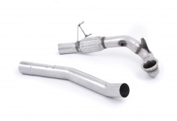Downpipe + Suppression Catalyseurs MILLTEK Audi S1 2,0 TFSI Quattro (2014-2018)