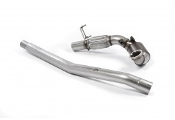 Downpipe + Suppression catalyseurs MILLTEK Audi TTS MK3 8S 2,0 TFSI Quattro (2015-2018)