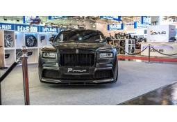 Lame de spoiler avant PRIOR DESIGN Blackshot pour Rolls Royce Wraith