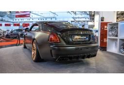 Pare-chocs arrière + diffuseur PRIOR DESIGN Blackshot pour Rolls Royce Wraith