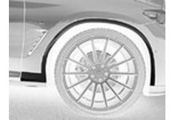 Extensions d'ailes HAMANN BMW X4 (G02) (2018+)