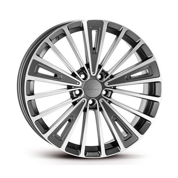 "4 Jantes LORINSER RS12 8,5/9,5x19"" & 8,5/9,5x20"" 5x112 Mercedes"