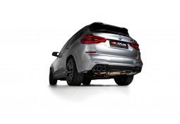 Echappement REMUS BMW X3 M / X3 M COMPETITION FAP 480/510Ch (F97)(05/2019+)-Silencieux Sport