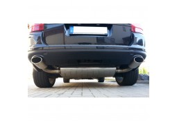 Silencieux d'échappement FOX Porsche Cayenne 957 3,2l 250Ch
