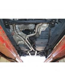 Tube intermédiaire FOX Porsche Cayenne 955 957 : 4,5S V8 340Ch / 4,5 Turbo V8 450Ch (2002-2010)
