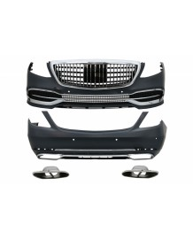 Kit carrosserie pour Mercedes Classe S W222 Facelift (06/2017+)