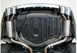 Echappement MEC DESIGN pour Mercedes CLS 350 /250 CDI + CGI (C218) -Silencieux look 63 AMG