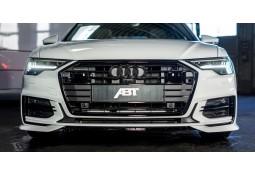 Extension de Spoiler avant ABT Audi A6 & S6 C8 S-Line Berline/Break (08/2018+)