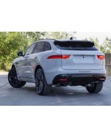 Silencieux d'échappement QUICKSILVER Jaguar F-Pace S and R-Sport 3,0 Diesel (2016+)