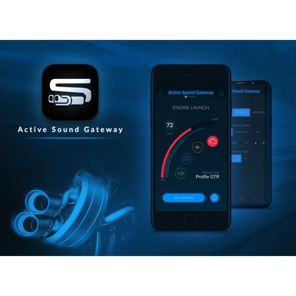 """Reprogrammation à distance Module ASU ou BLE """"Active Sound System SupRcars®"""""""