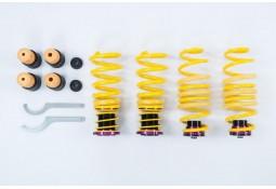 Ressorts courts ajustables KW pour Audi Q5 / SQ5 Quattro