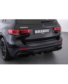 Embouts d'échappement BRABUS Mercedes GLB Pack AMG X247 (2019+)