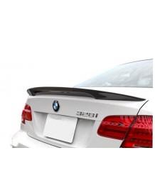 Becquet de coffre Carbone look M-Performance BMW Serie 3 E92