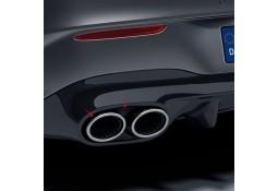 Embouts échappements GLB45 S AMG pour Mercedes GLB Pack AMG (X257)(11/2019+)