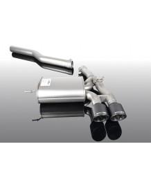 Echappement AC SCHNITZER Mini Cooper JCW F56/F57 FAP/OPF (06/2018+/01/2019+)- Silencieux à valves (Racing)