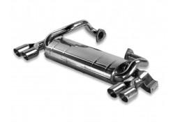 Echappement TUBI STYLE Ferrari 308 QV-GTBI (Version double catalyseurs)(1980-1983)- Silencieux