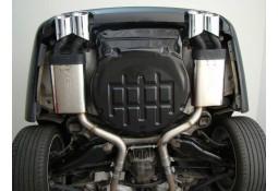 Echappement MEC DESIGN Mercedes Classe S63 / S65 AMG + Pack AMG (2005-2013)(W221) - Ligne Cat-Back