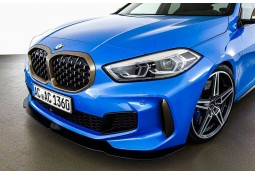 Lame de spoiler AC SCHNITZER BMW Série 1 Pack M (F40) (2019+)