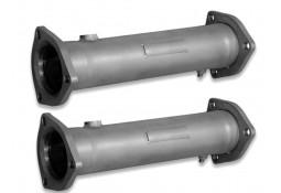 Suppression Catalyseurs TUBI STYLE Ferrari 328 - 308 QV - MONDIAL 3.2 - MONDIAL QV - TESTAROSSA - 512 TR   (1984-1991)
